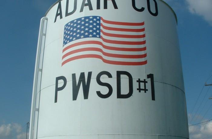 Storage Tank #2